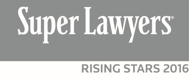 Attorney Comitz Super Lawyers Rising Stars 2016