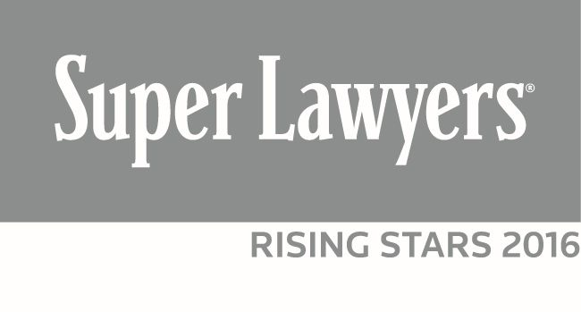 Attorney Comitz Super Lawyers Rising Stars 2016
