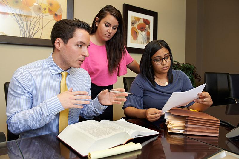 business litigation attorneys